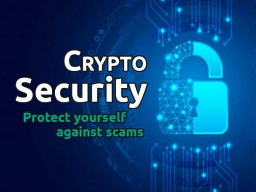 Crypto Security -how to secure your cryptocurrency