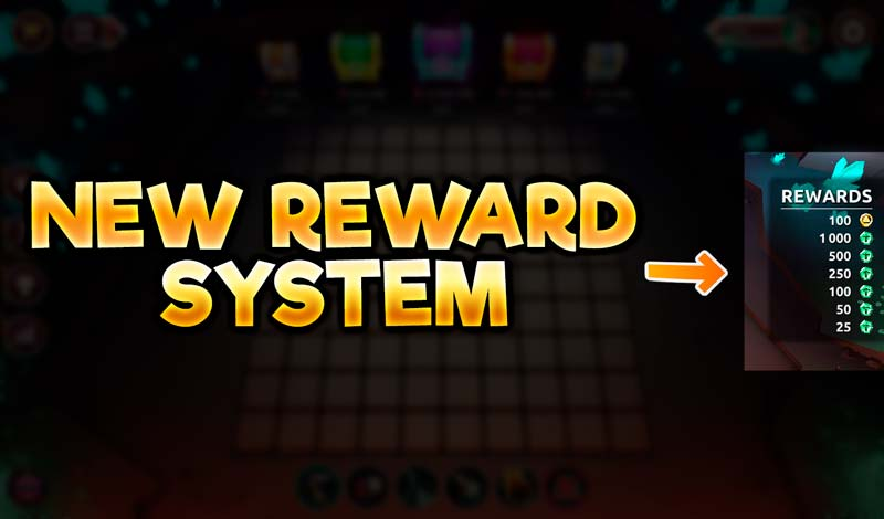 new reward system - friday news
