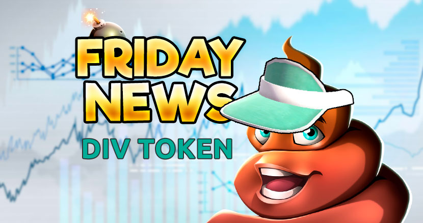 FRIDAY news - div token