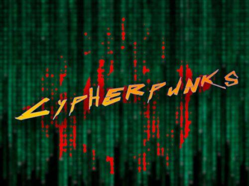 cypherpunks - blockchain founding fathers