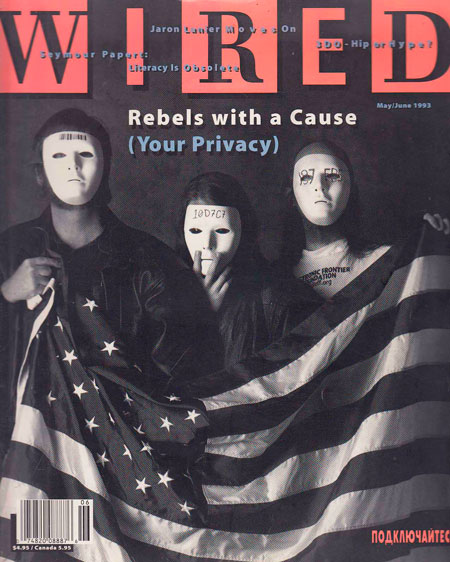 cypherpunks on wired magazine