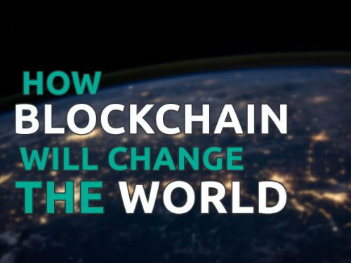 how blockchain will chain the world