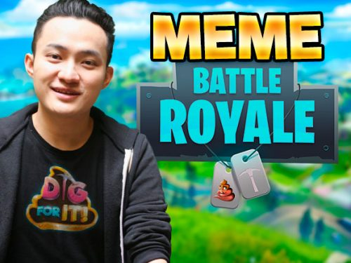 meme battle royale - justdig sun