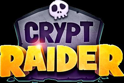 Crypt Raider - Logo 02