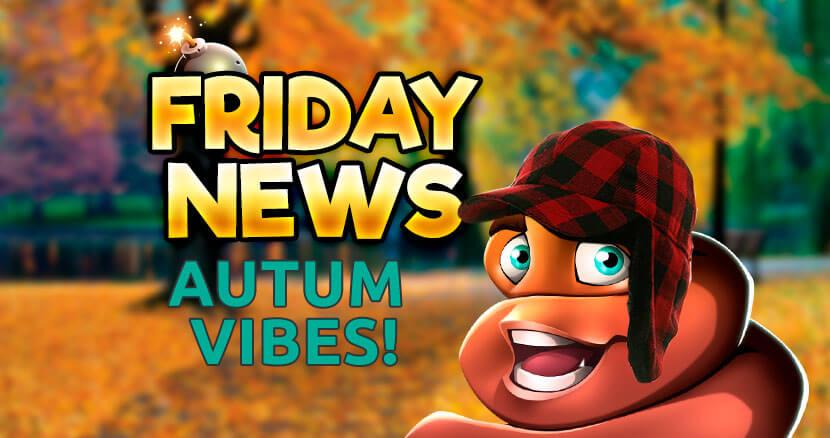 FRIDAY news autum vibes